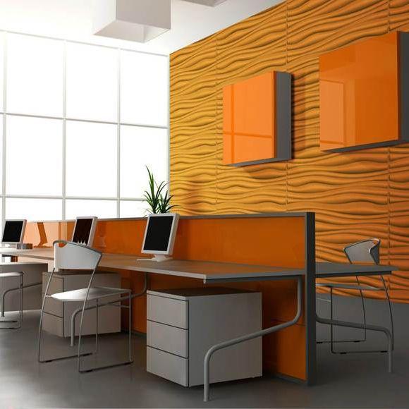 חיפוי קירות למשרדים ומפעלים